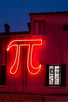 the irrational city, Venezia, 2012 #p #light #neon