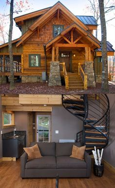 6 Tiny Houses We Could Actually Live In Tiny houses Small spaces