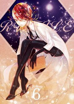 Rutile (Houseki no Kuni) Image - Zerochan Anime Image Board Anime Oc, Anime Nerd, Japanese Characters, Anime Characters, Character Art, Character Design, Animes To Watch, Kawaii, Anime Style