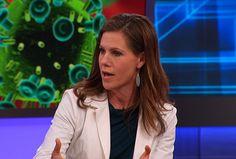 "Dr. Annie Luetkemeyer, sister of ""Modern Family's"" Julie Bowen, reveals the latest HIV breakthroughs."