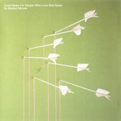 Modest Mouse // Good News for people who love Bad News