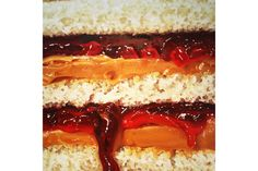 #sandwich #art Paintings by Carole Bayer Sager