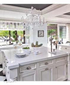 Celebrity Kitchens On Pinterest Architectural Digest Khloe Kardashian And Diane Keaton
