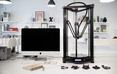 As I have mentioned in the past, Delta-style machines are not typically the big sellers within this young 3D printing market thus far. It could be the fact that