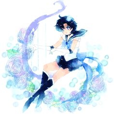 Sailor Mercury - Sailor Mercury fan Art (24343945) - fanpop