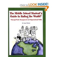 Organization and Study Skills for Middle School