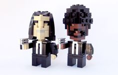 LEGO Pulp Fiction