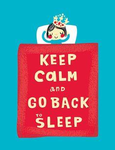 dorme bem...