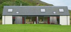 Modern self build house kits from Hebridean Contemporary Homes