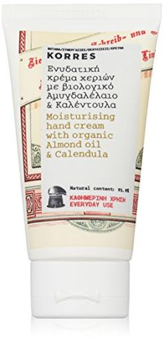 Korres Natural Products Almond & Calendula Hand & Nail Cr... https://www.amazon.com/dp/B007JIN77O/ref=cm_sw_r_pi_dp_x_jUwuybWH6CGY3