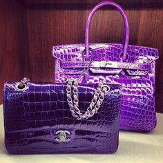 The Hermes Birkin - Purple on Pinterest | Birkin Bags, Hermes and ...