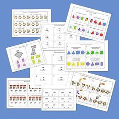 Recursos primaria batera de problemas de matemticas para 1 y 2 fichas de ejercicios de matemticas para nios de primaria fandeluxe Gallery