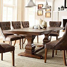 JPedestal Dining Table Pedestal dining table Rogues and Engineers