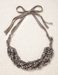 necklace DIY?