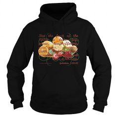 I Love Christian Kids T Shirt Fruit of the Spirit Bible Verse Kids T Shirt Shirts & Tees