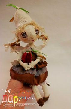 Даруния.: Куклы-гномики