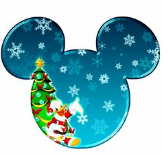 Mickey Heads with Disney Characters, Speciall for Christmas. | Oh My Fiesta! in english