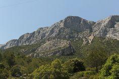 La Torque - Montagne Sainte-Victoire. Puyloubier. Provence-Alpes-Côte d'Azur