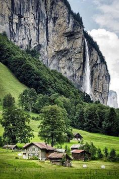 Lauterbrunnen, Switzerland....