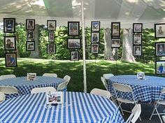 Graduation Memory Board | Party | Graduation Picture Board