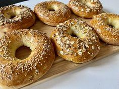 New York, Bagel, Bread, Food, Homemade, Love, New York City, Brot, Essen