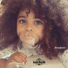 roukjames - 4 Years • Ghanaian, Lebanese, English & Italian ❤ FOLLOW @beautifulmixedkids on instagram