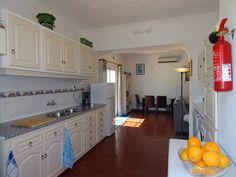 Keuken gevefd in Annie Sloan Chalk Paint Original White