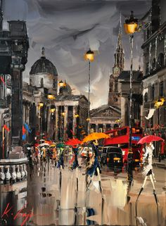 """""""The National Gallery"""" by Kal Gajoum"""