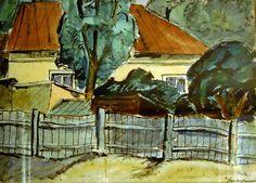 Houses - Vasile Dobrian