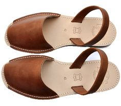 Menorquinas, Avercas, call it what you will, the best summer shoes I have ever tried!