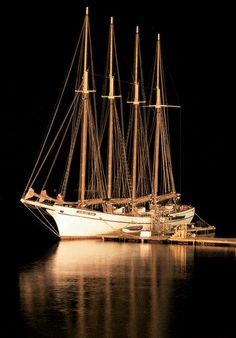 """The Tall Ship """"Margaret Todd"""""""