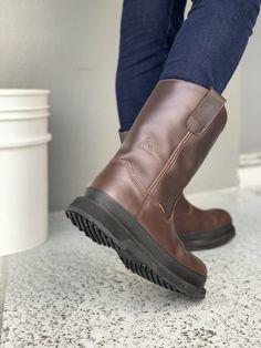 e26a1675af Bronco II - Composite Toe - Brown. New BroncoBronco IiUgg BootsUggsSafetySecurity  Guard