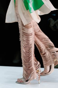 FW Memories: close up from the #RobertoCavalli runway SS 2013