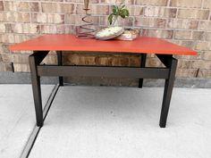 Cool Mid Century  coffee table!