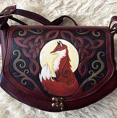 Triba Mythica - leather craft celtic myth & costume
