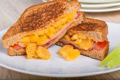 Ham & Android Sandwich recipe