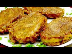 Vezmite zemiaky a uvarte tento vynikajúci recept! Jednoduchý recept za pár minút! - YouTube Macedonian Food, Prosciutto, Food Videos, Vegan Recipes, Pork, Easy Meals, Yummy Food, Cooking, Simple