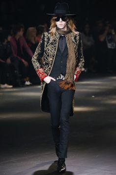 This jacket!  Saint Laurent Pre-Fall 2016 Collection Photos - Vogue