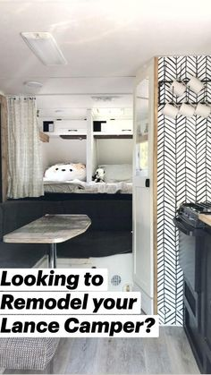 Lance Campers, Rv Campers, Camper Trailers, Travel Trailers, Small Cargo Trailers, Rv Camping Tips, Camping Ideas, Rv Checklist, Camper Renovation