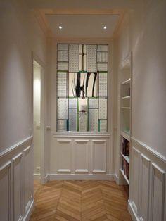 Plus de 1000 id es propos de escalier couleur sur for Andrieux la maison du vitrail