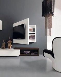 Centro De Televisor Minimalista - $ 28,500.00 en MercadoLibre
