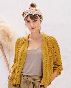We've got of free knitting patterns to inspire you: from blanket knitting patterns to cardigans, hats, scarves and adorable free baby knitting patterns! Cardigan Pattern, Baby Cardigan, Crochet Fall, Knit Crochet, Baby Knitting Patterns, Free Knitting, Dress Gloves, Guys And Girls, Lana
