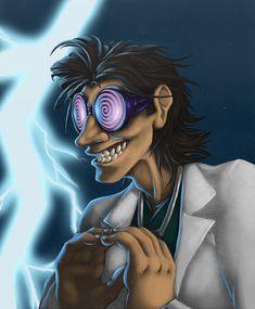 Dr. Insano by wildragon.deviantart.com on @DeviantArt