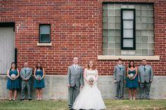 Industrial Wedding   #Wedding #Photography #Bride #Groom #Industrial #Creative #Art
