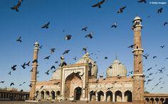 Jama Masjid, New Delhi, #India