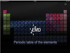 EMD Periodic Table App (Free) https://itunes.apple.com/us/app/emd-pte/id377393859?mt=8
