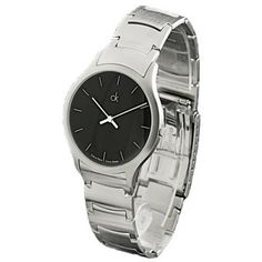 68208c620f5 Relógio Calvin Klein Classic Steel Mens Watch K2611104  Calvin Klein Relógio