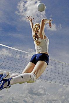 Volleyball Photograph - Volleyball Fine Art Print