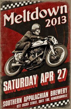 The Meltdown  4/27/13 Hendersonville, NC