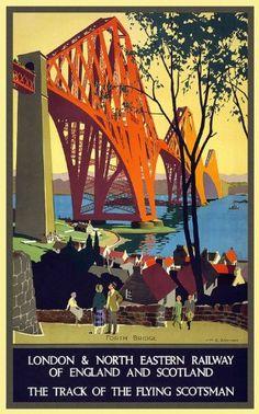 Art Prints 28x22 Inch Travel Poster Uk London Circus